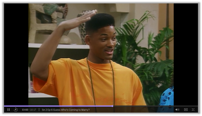 ExpressVPN Unblocks The Fresh Prince of Bel-Air