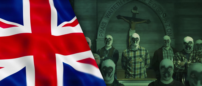 How to Watch HBO Watchmen in the UK